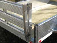Our Trailers Come with a Full LED Lighting Package